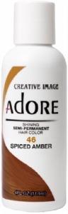 Adore Semi-Permanent Hair Color 046 Spiced Amber 4oz