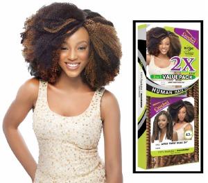 2X Afro Twist Bulk 26 Inch