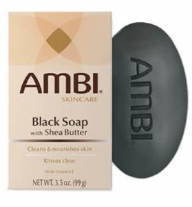 Ambi Black Soap 3.5oz