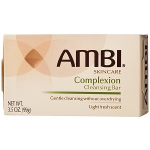 Ambi Complexion Cleansing Bar Soap 3.5oz