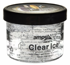 Ampro Pro Styl Clear Ice Protein Styling Gel Ultra Hold 10oz