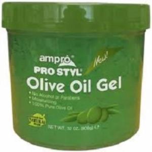 Ampro Olive Oil Hair Gel 32oz