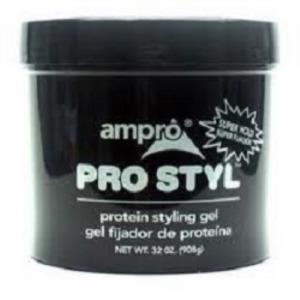 Ampro Pro Styl Protein Styling Gel Super 32oz