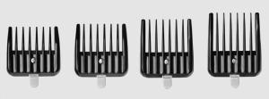 Andis Clipper Attachment Combs #04640