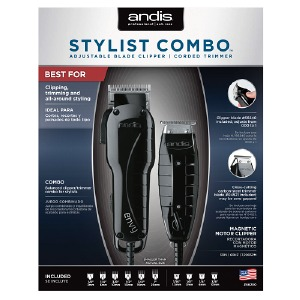 Andis Professional Stylist Combo #66280