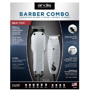 Andis Professional Barber Combo #66325
