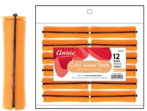 Cold Wave Rod Jumbo 12ct, Orange #1101