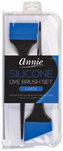 Silicone Dye Brushes Large, Blue #2961