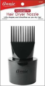 Annie Hair Dryer Nozzle #2987