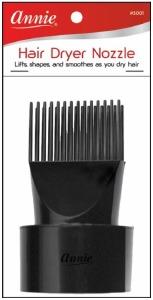 Snap On Hair Dryer Pik, Black #3001