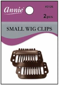 Wig Clips Small #3127
