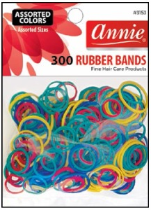 Rubber Bands Assorted #3153