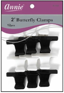"Buterfly Clamps 2"" #3180"