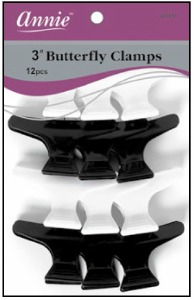 "Butterfly Clamps 3"" #3181"