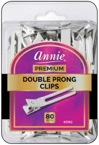 Double Prong Clips #3192