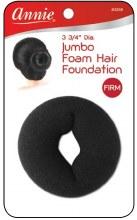 """Foam Hair Foundation 3 3/4"""" #3288"""