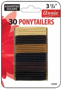 Tangle Free Ponytailer 30ct #3361