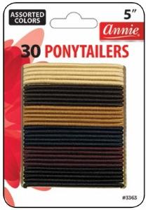 Tangle Free Ponytailer 30ct #3363