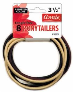 Tangle Free Ponytailer 8ct #3365