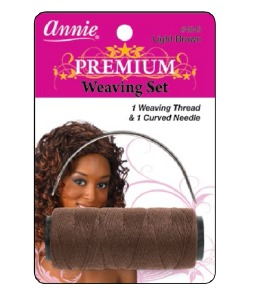 Needle And Thread Combo, Dark Brown #4843