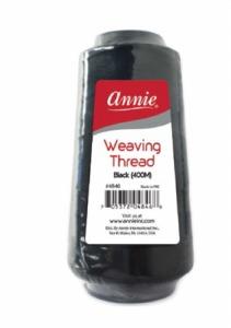400m Thread Black #4846