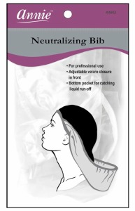 "Neutralizing Bib 18"" #4862"