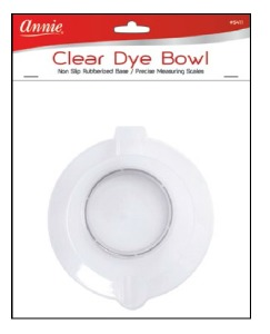 Dye/Tinting Bowl, Clear #5411