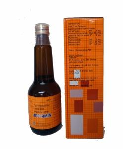 Apetamin Vitamin Syrup 200ml