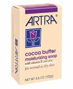 Artra Cocoa Butter Moisturizing Soap 3.6oz