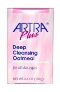 Artra Deep Cleansing Oatmeal Soap 3.6oz
