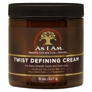As I Am Twist Defining Cream 8oz