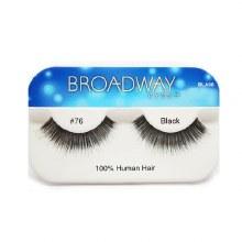 Kiss Broadway Eyes Eyelashes #76, Black