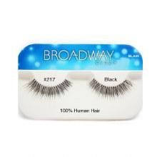 Kiss Broadway Eyes Eyelashes #217, Black