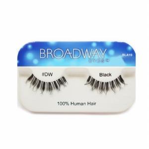 Kiss Broadway Eyes Eyelashes #DW, Black