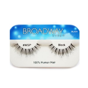 Kiss Broadway Eyes Eyelashes #WSP, Black