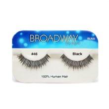 Kiss Broadway Eyes Eyelashes #46 Black