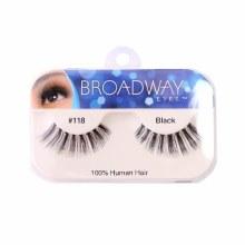 Kiss Broadway Eyes Eyelashes #118 Black