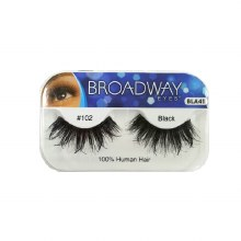 Kiss Broadway Eyes Eyelashes #102 Black