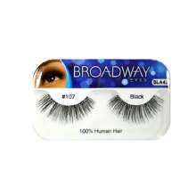 Kiss Broadway Eyes Eyelashes #107 Black