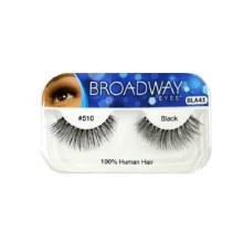 Kiss Broadway Eyes Eyelashes #510 Black