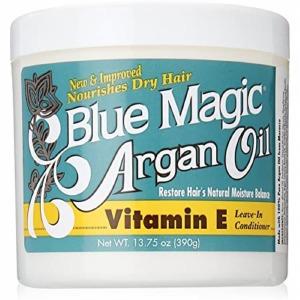 Blue Magic Argan Oil Vitamin E Leave-In Conditioner 13.75oz