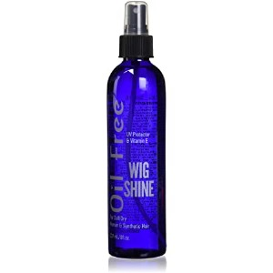 Bonfi Natural Oil Free Wig Shine 8oz