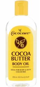 Cococare Cocoa Butter Body Oil 8.5oz