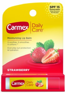 Carmex Strawberry Lip Balm 0.15oz