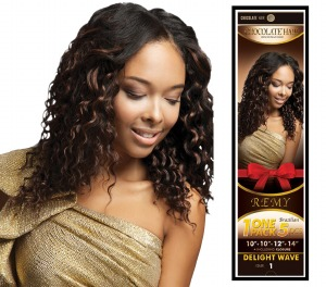Chocolate Delight Wave 5pc