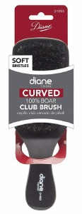 Diane Curved Soft Club Brush