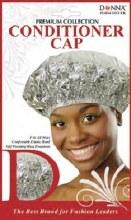 Donna Conditioner Cap, Silver