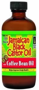 Doo Gro Jamaican Black Castor Oil with Coffee Bean Oil 4oz