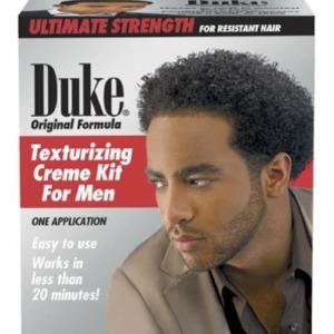 Duke Texturizing Creme Kit for Men Ultimate One Application