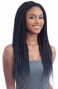 FreeTress Braid 2x Nigerian Braid 20 Inch